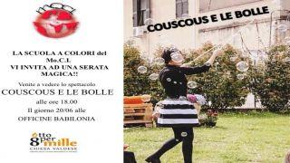 COUSCOUS E LE BOLLE