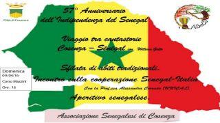 57° Anniversario dell'Indipendenza del Senegal