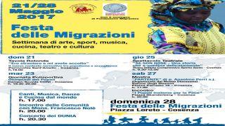 """""""Festa delle Migrazioni 2017"""""""
